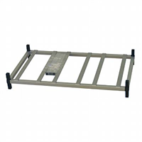 Extra shelf -BIB-rack, 2v.6k.mp